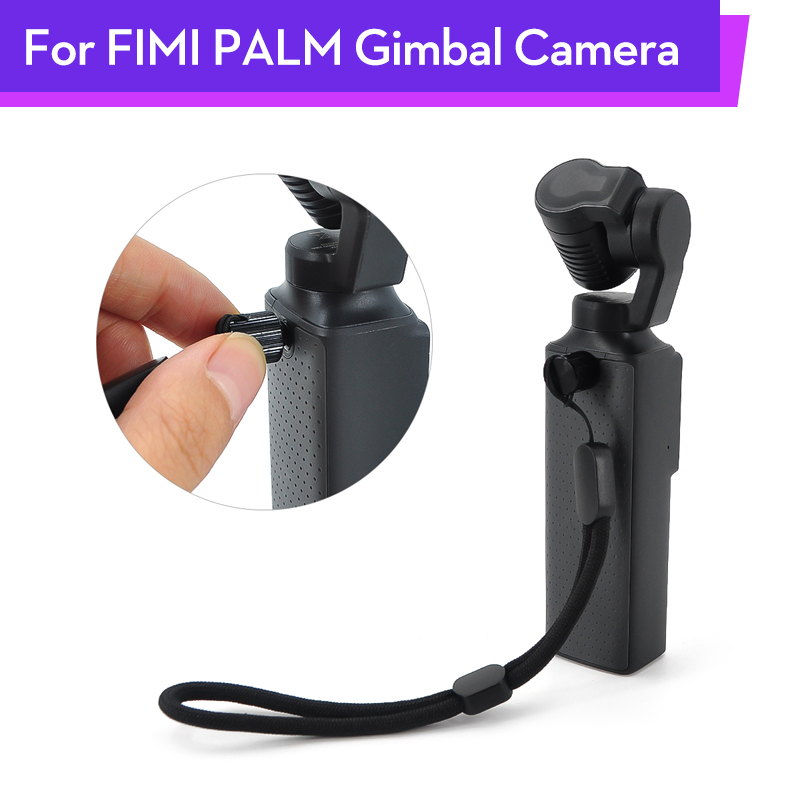 STARTRC FIMI PALM Inta360ONE / ONE X / EVO Universal Hand Strap For FIMI PALM Pocket Gimbal Camera Accessories