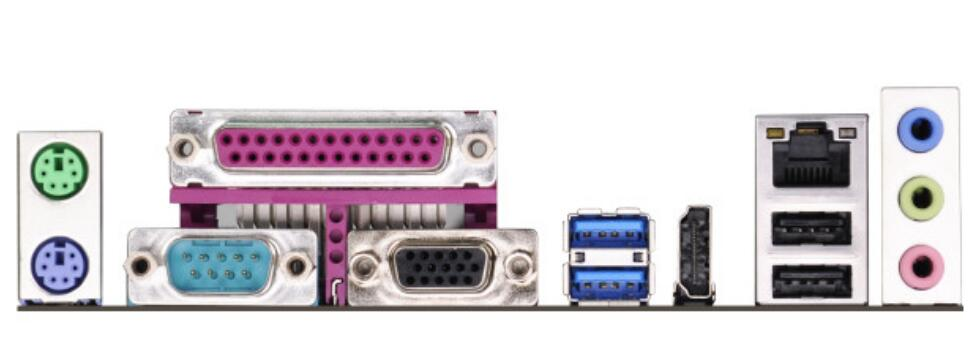 Desktop Motherboard USED Asrock H81 Pro BTC  H81 LGA 1150 i3 i5 i7 DDR3 16G SATA3 USB3.0 6PCI-E-1
