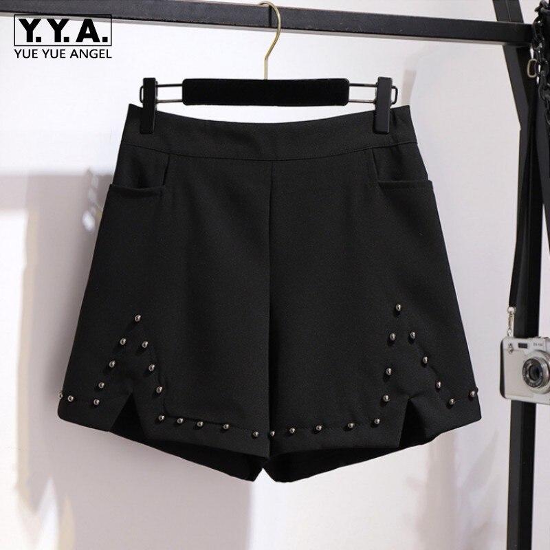 NEW Black Brown Safari Frill Skirt Party Rock Boho Plus sizes Retro