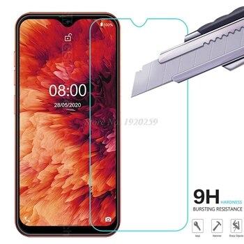 Перейти на Алиэкспресс и купить Закаленное стекло для телефона Ulefone Note 8 P, 2 шт., защитная пленка для экрана Ulefone Note 8 P Ptotective, стеклянная пленка