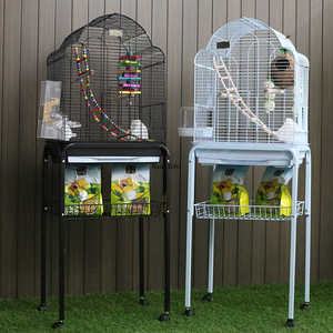 With Toy Large Bird Cages for