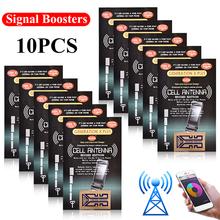 Stickers-Signaal Booster Mobiele Telefoon Signaal Enhancement Stickers Telefoon Signaal Versterker Mobiele Telefoon 4G Versterker Voor Mobiele Telefoon cheap Cn (Oorsprong) Pocket meerdere gereedschappen