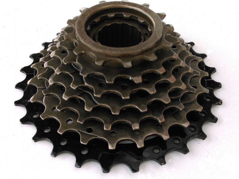 Mountain Bike Rotating Flywheel Sleeves Gear Sprocket Wheel Variable Speed 67 Class 18-Speed 7 Class 21 Speed Road Bike Variable