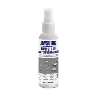 1pc Strong Sealant Spray Invisible Waterproof Agent Ceramic Tile Floor Tile Wall Leak repair Spray waterproof glue Adhesives FP8 practical tile grout for fill the wall floor ceramic waterproof mouldproof gap filling agent sealant home construction tool