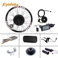 electric bike kit 48V 72V 3000w E Bike Kit 90km/h max speed with 7speed freewheel