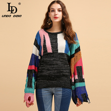 Knitting LINDA Women's Sweaters