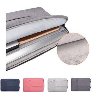 Briefcase Handbag Sleeve Case For CHUWI AeroBook 13.3 Hi13 13.5 Laptop Pouch Bag For CHUWI SurBook 12.3 LapBook Pro Air 14.1(China)