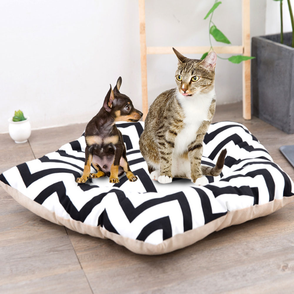 Pet House Tent Shaped Pet Cozy House Cat Home Small Dog Cat Foldable Bed Cat House Puppy Kitten Bed Animals Home Products 10
