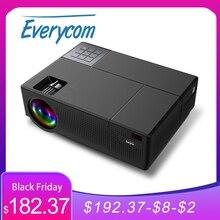 Everycom M9 CL770ネイティブ1080 1080pフルhd 4 18kプロジェクターledマルチメディアシステムビーマー6800ルーメンhdmi * 2自動台形ホームシネマ