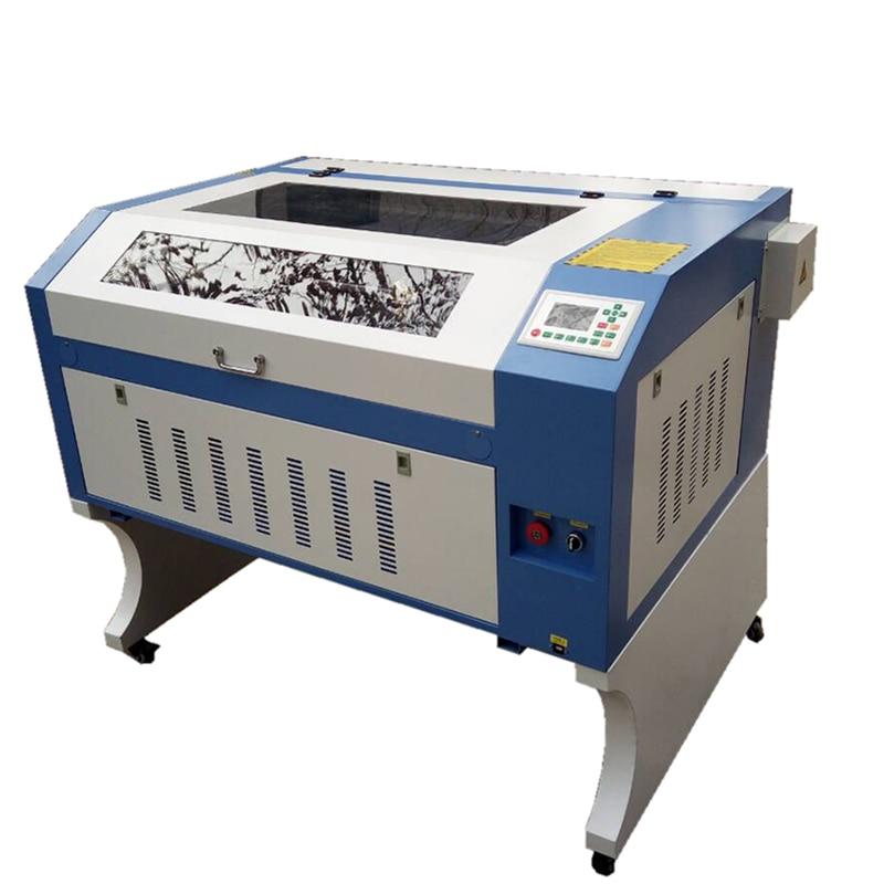 Laser Engraver 6090 100W 60W 80W 90WReci Ruida RDC6442S DSP Control CW3000 Water Chiller 220V/110V CO2 Laser Engraving