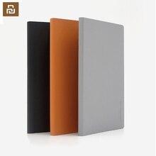 Youpin carnet de notes Kaco vert Noble, cahier en papier lisse avec couverture en cuir PU, cahier décriture, pour bureau, cadeau scolaire