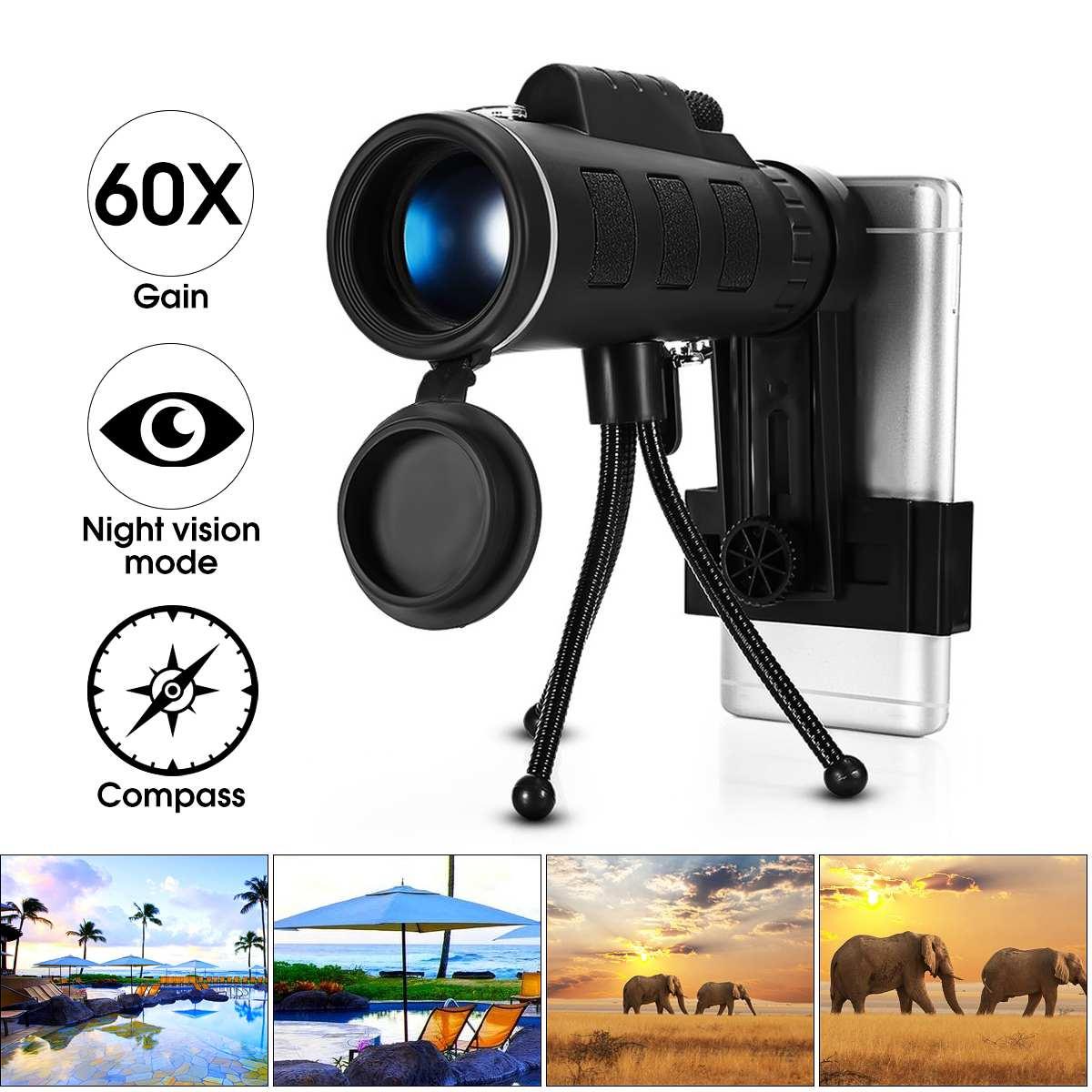telescope telephoto zoom photo camera lens for smartphones features