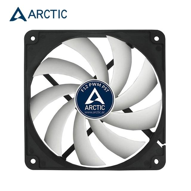 ARCTIC F12 PWM PST, ARCTIC CPU radiator/Computer Case 12cm fan 4pin PMW temperature control /4pin adjust 120mm watercooling fans
