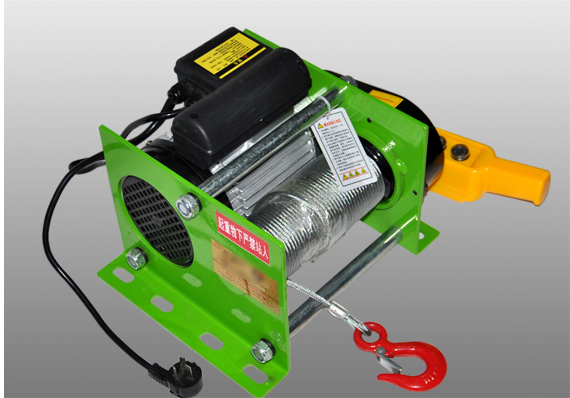 980W/1400W/2200W/ Wire Rope Hoist Micro Electric Hoist Electric Hoist Electric Winch  220v380v  200/600/800kg Free Shipping