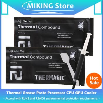 ZF-12 wysokowydajny smar termoprzewodzący wklej procesor CPU GPU Cooler 62KA tanie i dobre opinie NoEnName_Null NONE CN (pochodzenie) normal Łożysko olejowe 20000 godzin Brak RPM Obsługa RGB Gips przewodzący ciepło
