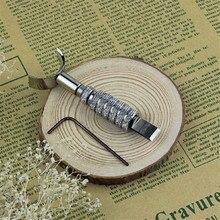 Leather Craft Tools Adjustable Swivel Graver DIY Handmade Carving Knife