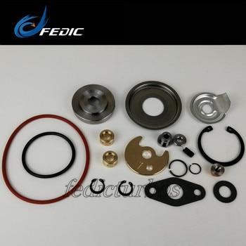 Kit turbocompresor reparación TF035 28231-27810, 49135-07312 Turbo kits para Hyundai Santa Fe 155HP 114Kw 2,2 CRDi D4EB 2188 ccm 2006-