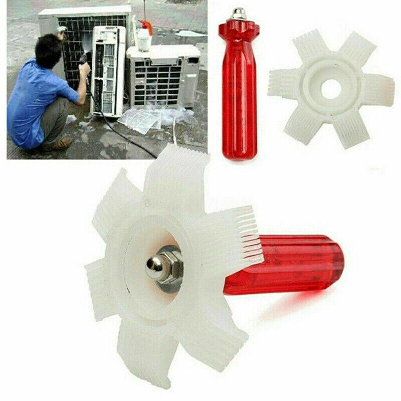 Радиатор гребень испаритель кондиционер инструменты плавник ремонт гребень авто автомобиль пластик A% 2FC конденсатор плавник выпрямитель охлаждение
