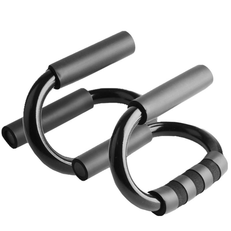 2pcs Non-slip Push Up Bars Chest Muscle Expansion Training Practical Push-up Bar Stands Fitness Equipment Exercise Gym Tools