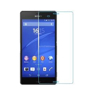 Image 3 - 2Pcs/Lot 9H 0.3mm 2.5D Tempered Glass For Sony Xperia Z3 Compact Z1 Z2 Z4 Z5 Premium Anti Explosion Screen Protector