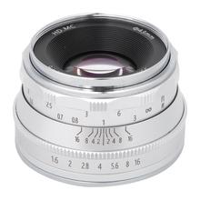 amopofo pk m4 3 focal reducer speed booster adapter for pentax pk k mount lens to for olympus m4 3 gh4 gx7 e pl2 e pl3 e pm1 Lightdow 35mm F1.6-F16 APS-C Manual Prime Camera Lens for SONY E Mount A6500 A6300 A6100 A6000 NEX-7 NEX-6 Olympus M4/3 FX Mount