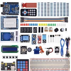 Image 2 - Super Starter Kit für Arduino R3 mit Tutorial