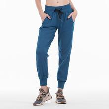 Спортивные женские брюки для тренировок повседневные джоггеры
