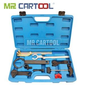 MR CARTOOL Petrol Engine Timing Camshaft Tool Set For VW Audi Seat Skoda 1.0 1.2 1.4 TSI TFSI 3 & 4 Cyl EA211 Car Repair Tool