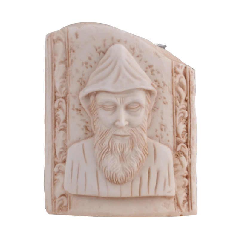 Yaratıcı İsa Heykeli Reçine Mesih İsa Balmumu Çapraz Dua Dekorasyon Ev Dekor El Sanatları Katolik Hıristiyan Heykeli Dini hediye