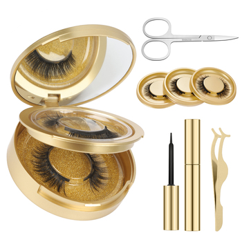 Eyelashes and Eyelashes Kit