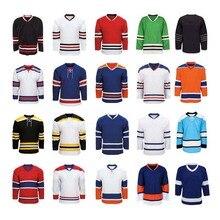 Заказной хоккейный свитер, Вратарский тендер Размер, пожалуйста, выберите 6XL