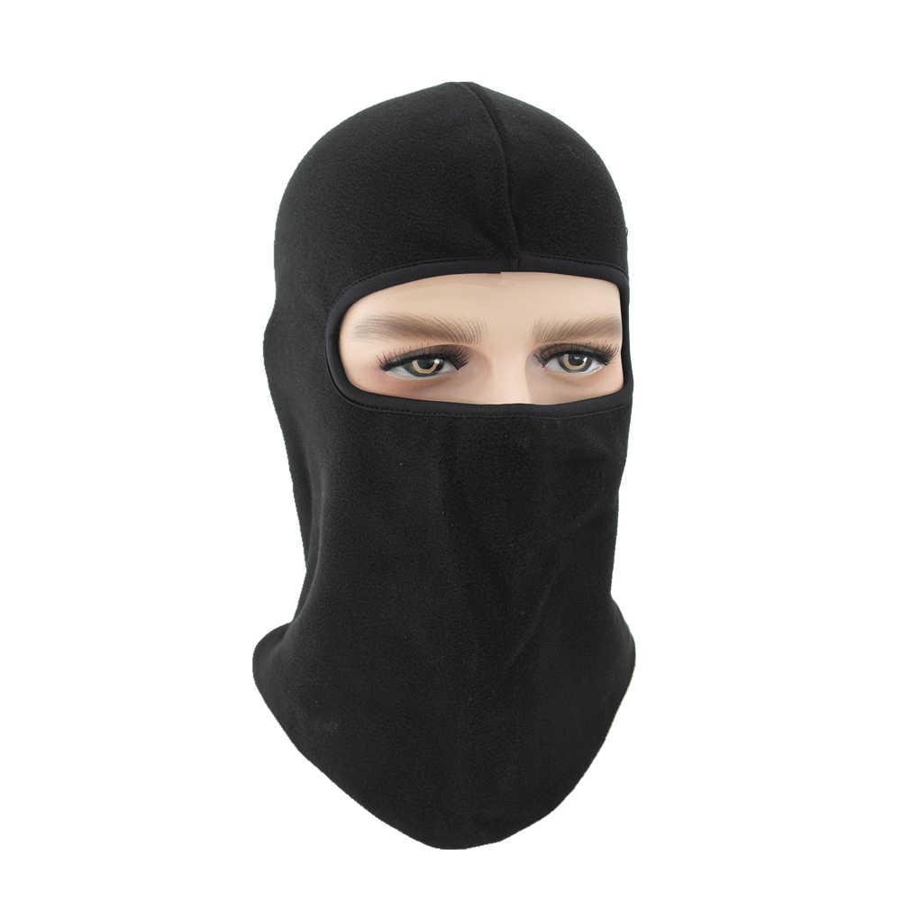 Мотоциклетная маска для защиты лица Балаклава зимняя тактическая маска для лица тушь для ресниц Лыжная маска Cagoule Visage полная маска для лица Гангстерская маска