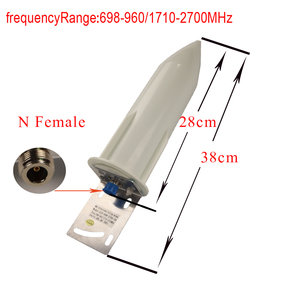 Image 5 - ZQTMAX 28 30dBi Antenna Esterna per il cellulare ripetitore del segnale 2g 3g 4g 800 900 1700 1800 1900 2100 2300 2600 mhz gsm dcs umts lte