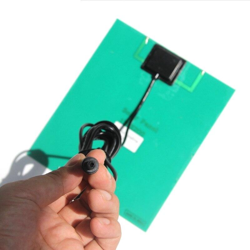 carregador solar para a luz do sistema de bateria 165*210mm