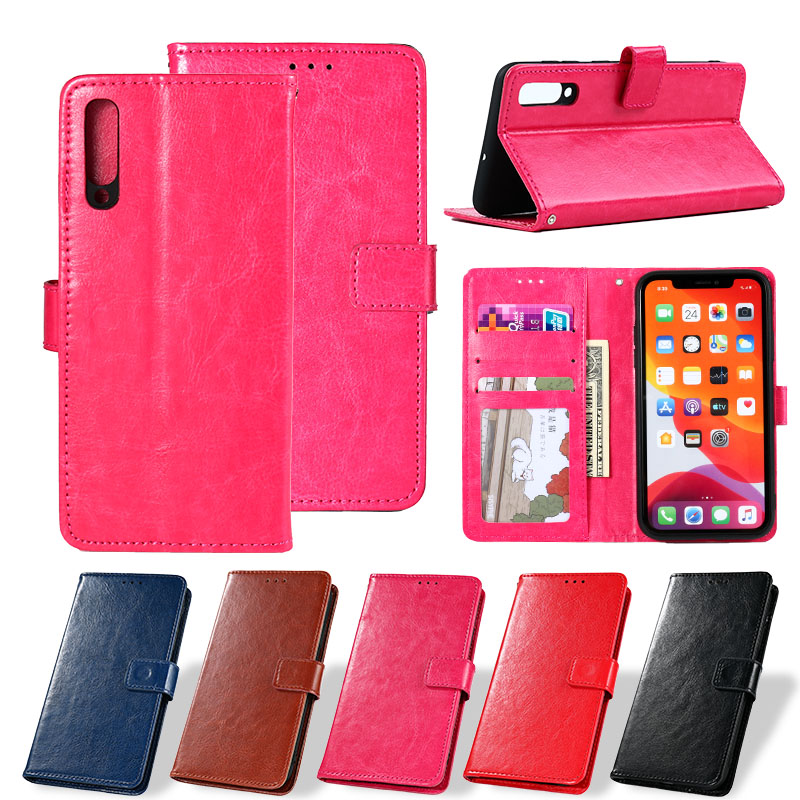 Flip PU Leather Case For Oneplus 8 Pro Case Luxury Wallet Phone Cover For Oneplus 7T 7 Pro 6T 6 5T 5 3 Stand Cards Holder Coque