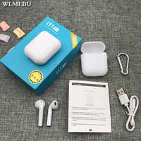 i7s i9S TWS Wireless Bluetooth 5.0 Earphone Stereo I11-touch Earbud Headset with Charging Box Mic for Iphone All Smart Phone