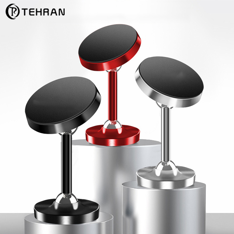 Tehran Universal Magnetic Car Phone Holder For Phone In Car Mobile Phone Car Holder Mount Stand Support Smartphone Voiture New