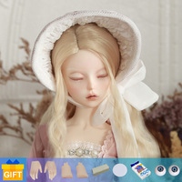 New arrival BJD Dolls 1/4 Princess Minifee Liria court costume fullset with make up open and close eyes doll
