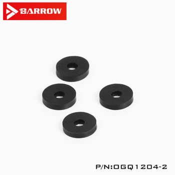 Barrow Black Silicone Shock Absorbing Gasket Can Be Used For Shock Absorbing OGQ1204-2 image