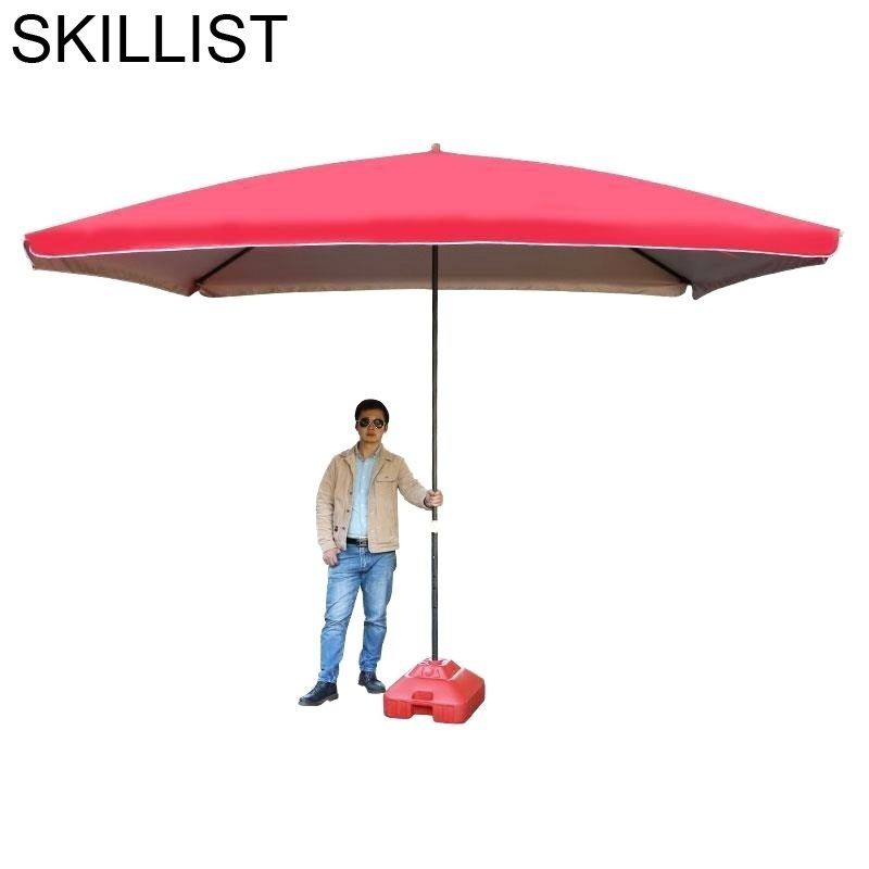 Moveis Pergola Ogrodowy Terras Patio Beach Sonnenschirm Garten Furniture Parasol Garden Outdoor Mueble De Jardin Umbrella Set