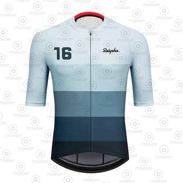 2020 ralvpha conjuntos de camisa roupas ciclismo pro bicicleta estrada roupas curtas verão bicicleta topos triathlon skinsuit ciclo camisa 4