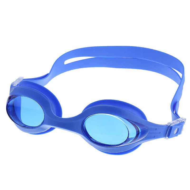 Silicagel Bril Zomer Mode Volwassen Zwemmen Bril Mannen En Vrouwen Anti-fog Boxed Zwembril binnen-Oordopje