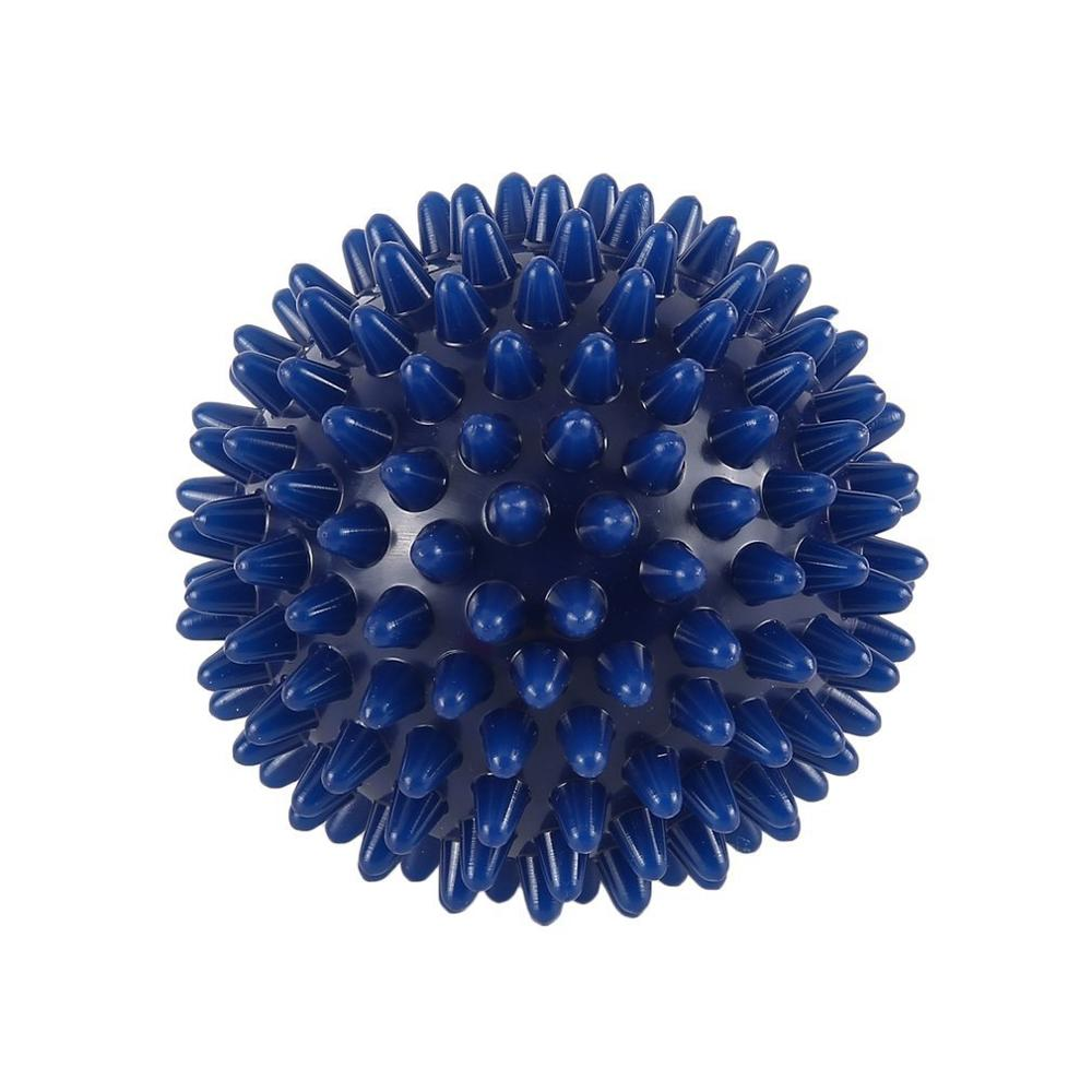 PVC High Density Spiky Massage Ball Foot Pain & Plantar Fasciitis Reliever Treatment Hedgehog Ball Massage Acupressure Ball