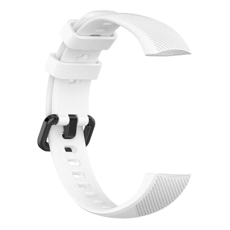 Против царапин мягкий силиконовый ремешок для часов спортивный ремешок Замена для huawei Honor 5/4 спортивный браслет аксессуары L41E
