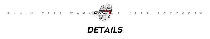 Sam's IOW Samstree Natural 9