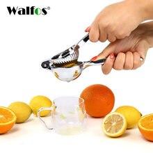 Кухонный ручной инструмент walfos из нержавеющей стали соковыжималка