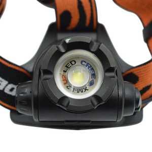Image 3 - Ultra parlak 5000 lümen LED far XM L2 U2 su geçirmez şarj edilebilir far Frontal el feneri zumlanabilir kafa lambası Torch