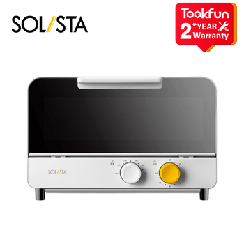 2020 Solista Electric Ovens pizza oven bake microwave for kitchen appliances stove mini furnace 12L Air Con Grill - discount item  24% OFF Kitchen Appliances