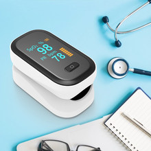 Digital Finger Oximeter OLED Oximetro Fingertip Pulse Oxymeter SpO2 PR Saturimetro Blood Oxygen Heart Rate Saturation Monitor