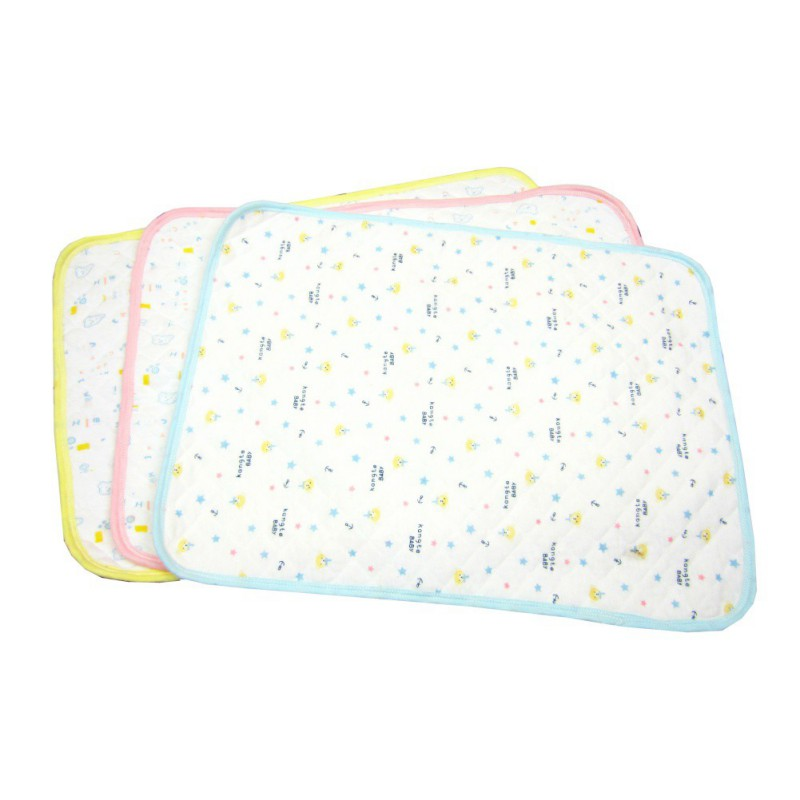 Baby Diaper Changing Mat Pad Waterproof Cover Newborn Infant Girls Boys Urine Sheet Stroller Bed Reusable Portable Nappy Chang